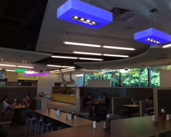 Syracuse Univ – Graham Dining